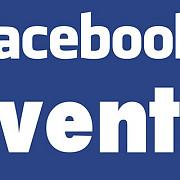 facebook a lansat aplicatia events in sua