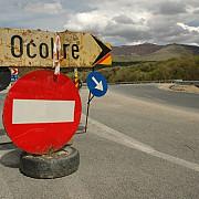 restrictii de circulatie pe multe drumuri din tara