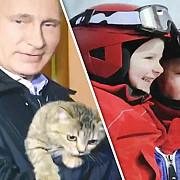 in rusia s-a lansat calendarul pe 2017 cu vladimir putin