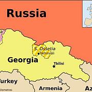 un barbat s-a aruncat in aer in incinta televiziunii publice din regiunea separatista prorusa abhazia