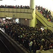 a fost omor la metrou trei femei au lesinat in statii diferite