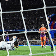 video cu toate golurile din etapa a 3-a champions league barcelona vs city 4-0
