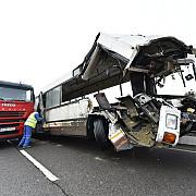 accidentul grav de pe centura ploiestiului provocat de un autobuz fantoma despagubiri in aer pentru zeci de oameni afectati in cel mai mare accident al anului