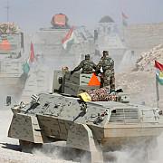 batalia pentru mosul va fi o lupta corp la corp 4000 de luptatori kurzi si 30000 de irakieni sunt la portile orasului