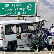 accident rutier grav in statul american california 13 oameni au murit si alti 31 au fost raniti