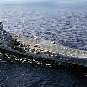 singurul portavion al rusiei nu e chiar de ras forta navala a sua e insa inegalabila