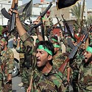 militiile siite irakiene au declansat o ofensiva la vest de mosul impotriva statului islamic