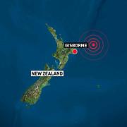 tsunami de 30 de centimetri in urma cutremurului de 7 grade din largul noii zeelande