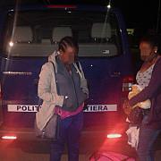 sapte migranti din kosovo etiopia si eritrea prinsi de politistii de frontiera din timis la granita cu serbia