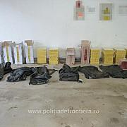 tigari in valoare de peste 80000 de lei confiscate de politistii de frontiera intr-o singura zi la granita de nord