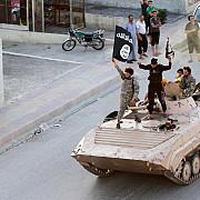 sua doresc o actiune comuna cu turcia pentru cucerirea capitalei statului islamic