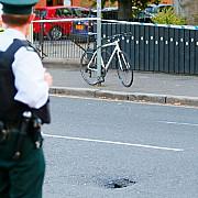 cantitati impresionante de materiale explozive descoperite de autoritatile britanice in urma unor perchezitii la belfast