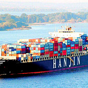 o mare companie de transport naval a dat faliment marfuri de 14 miliarde de dolari sunt blocate pe mare