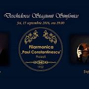 debut furtunos pentru a 64 a stagiune a filarmonicii paul constantinescu