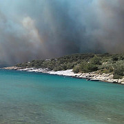 stare de urgenta in thassos din cauza incendiilor avertisment mae