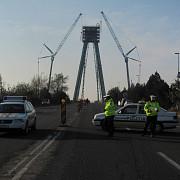 podul de la agigea se inchide in totalitate
