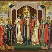 inaltarea sfintei cruci sarbatoarea cinstita prin post aspru si pelerinaje