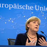 si-a dat seama si merkel uniunea europeana este intr-o situatie critica