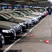 numarul masinilor second-hand inmatriculate in romania a crescut semnificativ