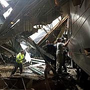 accident feroviar in sua 100 de persoane au fost ranite la new jersey