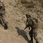 trupe de elita indiene au trecut linia de demarcatie din kashmir