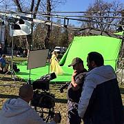 ilinca si alex florea reprezentantii romaniei la eurovision au filmat videoclipul piesei yodel it la cluj-napoca