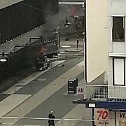 atentat la stockholm doua persoane au murit mai multe au fost ranite
