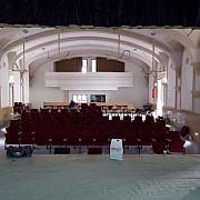 primarul dobre supara fundatia timken de unde provin fondurile prin care a fost modernizat noul sediu al teatrului pentru copii