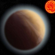 a fost descoperita o exoplaneta de marimea pamantului cu atmosfera