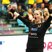 csm bucuresti s-a calificat in semifinalele ligii campionilor la handbal feminin