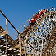 roller coaster-ul a implinit 200 de ani