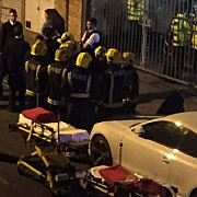 douasprezece persoane ranite intr-un atac cu acid in discoteca londoneza mangle