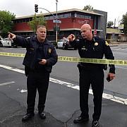 trei barbati albi impuscati mortal intr-un presupus atac rasist din california