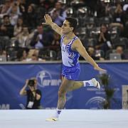 marian dragulescu singurul roman calificat in finale la campionatele europene de gimnastica de la cluj