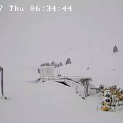 sezonul de schi continua la sinaia