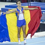 marian dragulescu campion european la sol a doborat recordul nadiei comaneci la titluri continentale