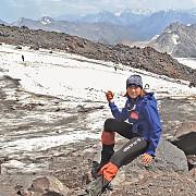 incredibil dor geta popescu copilul minune al alpinismului romanesc a murit in avalansa din retezat