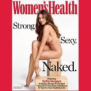 sofia vergara a pozat nud pentru coperta revistei womens health la varsta de 45 de ani