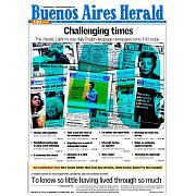 ziarul argentinian buenos aires herald se inchide dupa peste 140 de ani