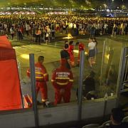 peste 1700 de participanti la festivalul untold au avut nevoie de ingrijiri medicale 44 au fost dusi la spital