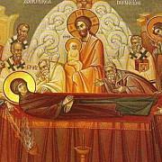 crestinii praznuiesc marti adormirea maicii domnului sau sfanta maria mare ocrotitoarea marinarilor