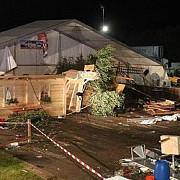 o romanca si-a pierdut viata in austria unde un cort a fost distrus de o furtuna