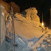 cutremur cu magnitudine 4 in italia o femeie a murit 25 de persoane au fost ranit operatiune de scoatere a trei copii in viata prinsi intre daramaturi