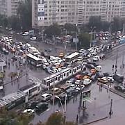 bucurestiul orasul cu cel mai aglomerat trafic din europa