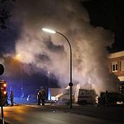 mae incendiu intr-o cladire in care locuiau si romani in germania - 33 de persoane au fost spitalizate