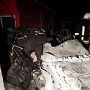 familie distrusa de neatentie si soferul care a provocat accidentul de la bratasanca a decedat foto