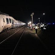 cel putin 50 de raniti in urma ciocnirii a doua trenuri in germania