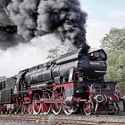 trenul regal cu care regele mihai va fi dus la curtea de arges a fost inaugurat in 1928