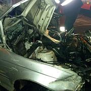 accident blejoi un tanar de 19 de ani a murit foto video