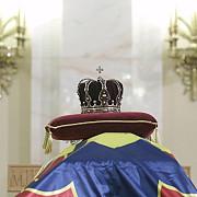 romania isi plange regele trei zile de doliu national